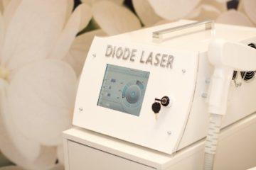 sprzęt do depilacji laserowej