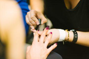 manicure klasyczny